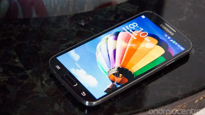Galaxy S 4 Active - test