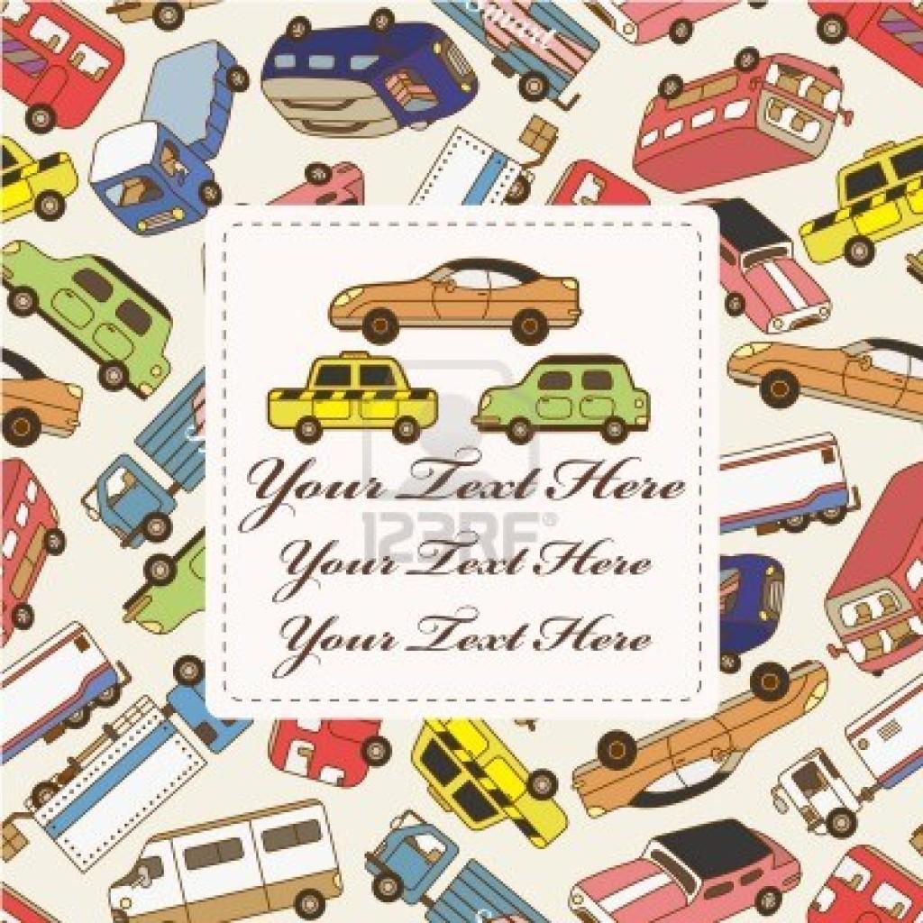 auto karte