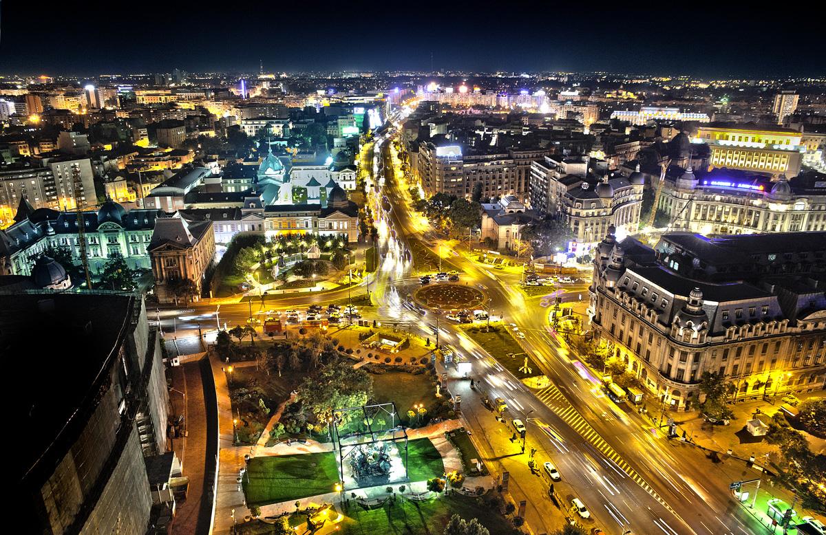 bukurešt rumunija