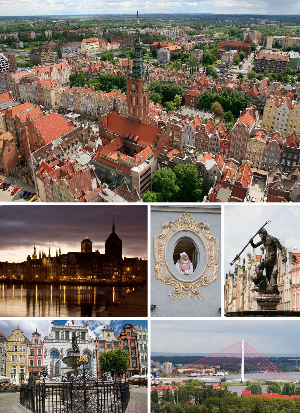 Gdanjsk poljska