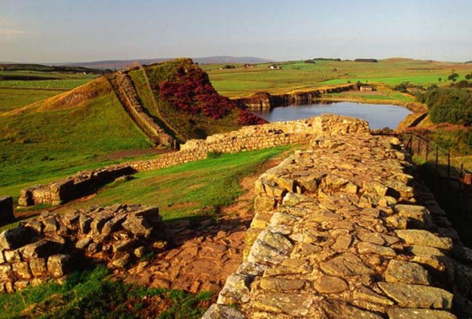 Zidovi sveta Hadrijanov-zid