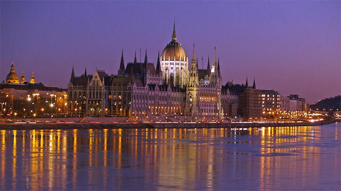 zgrada parlamenta u budimpesti