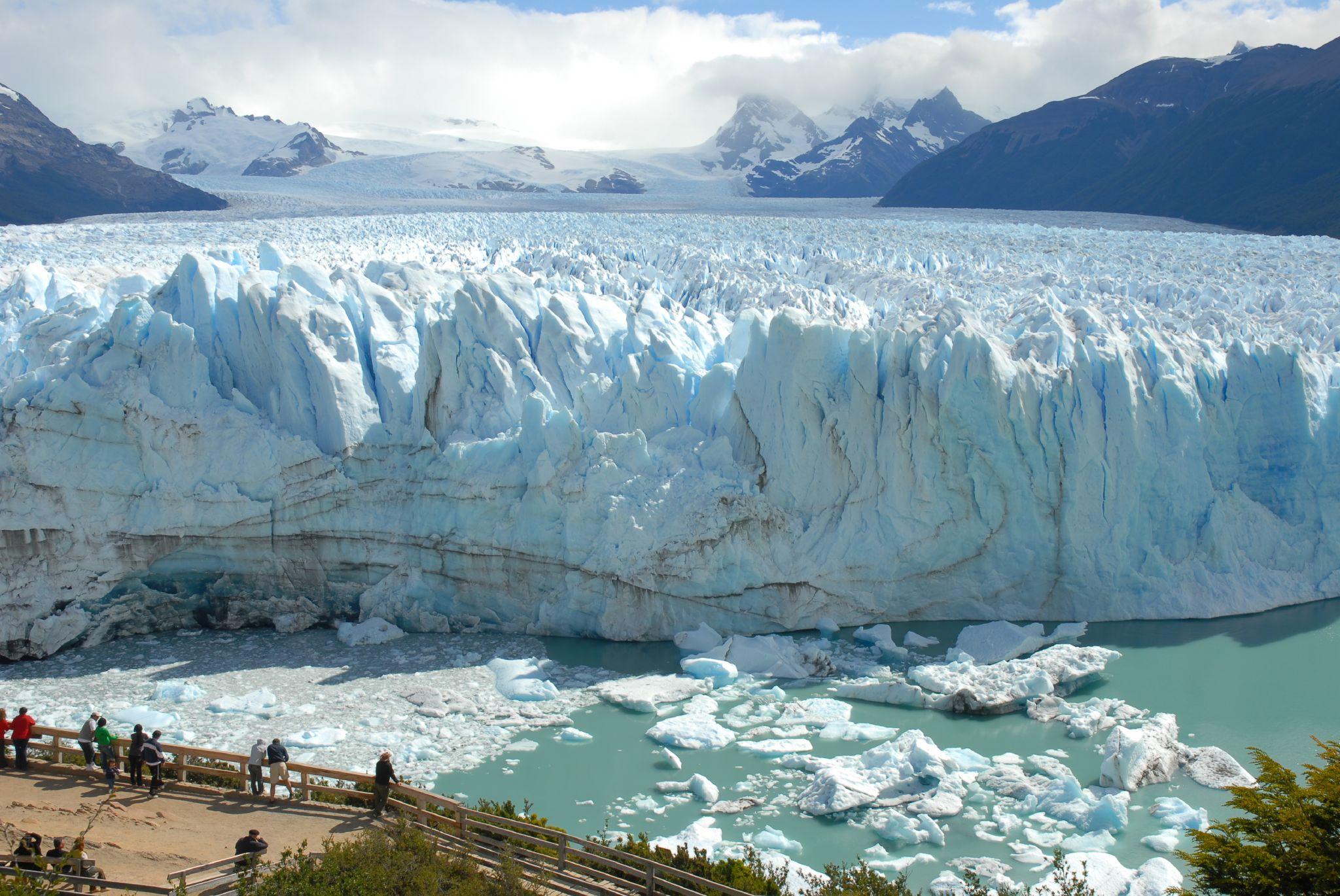 Glečer Perito Moreno