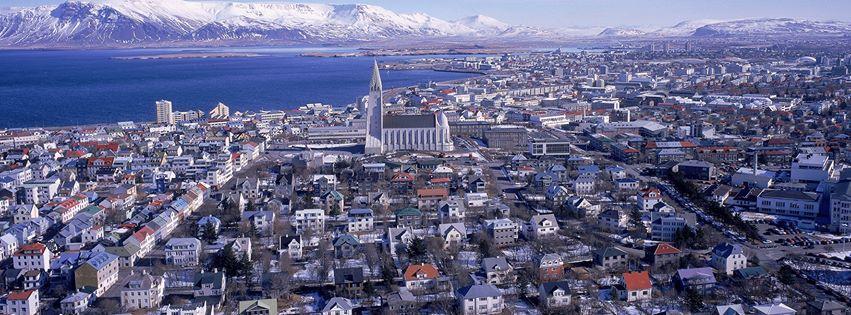 Rejkjavik island
