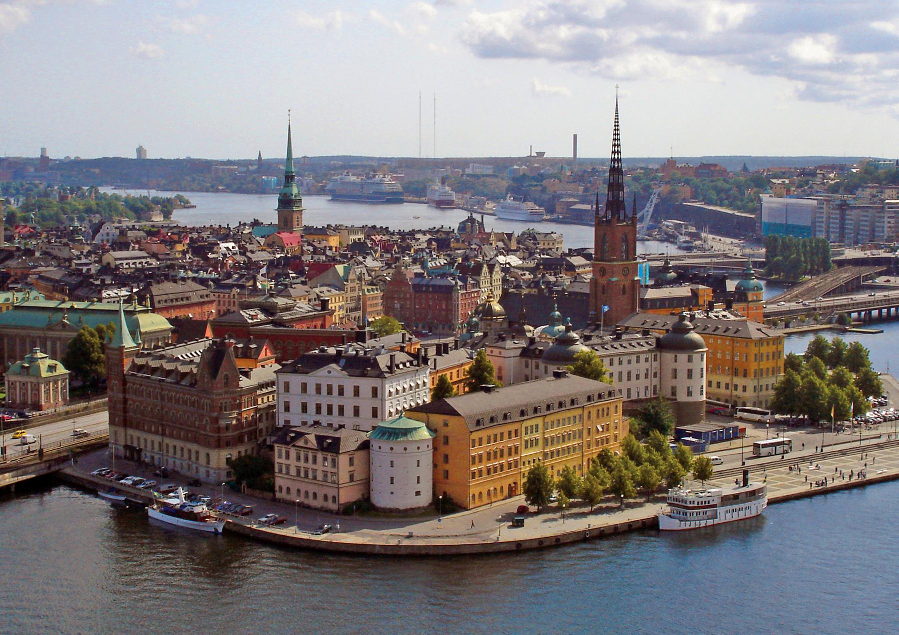 Stokholm svedska
