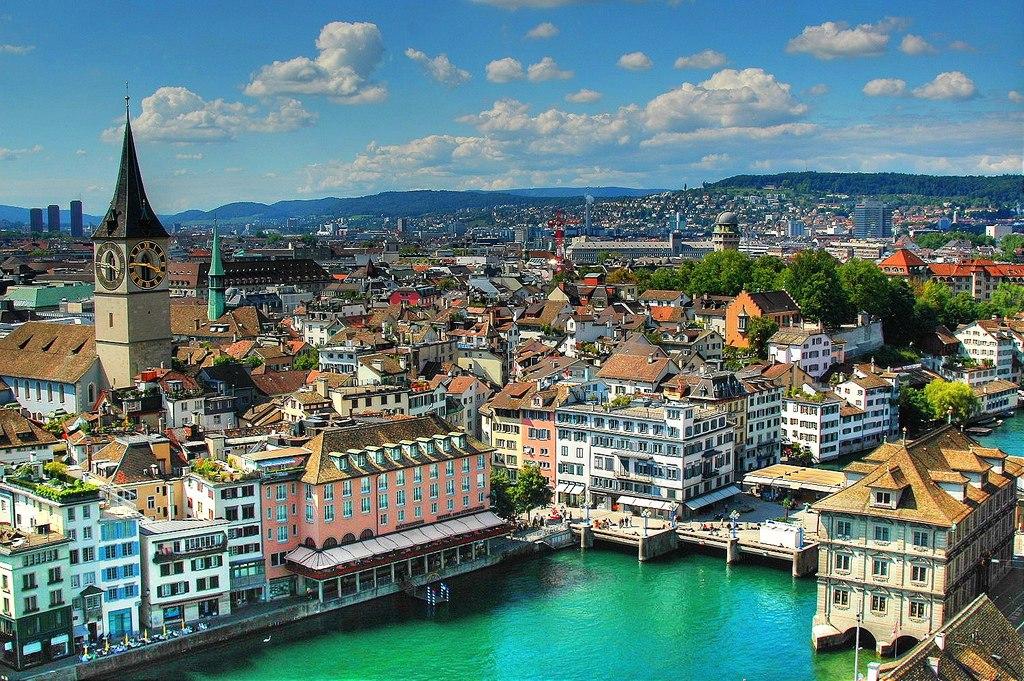 cirih švajcarska