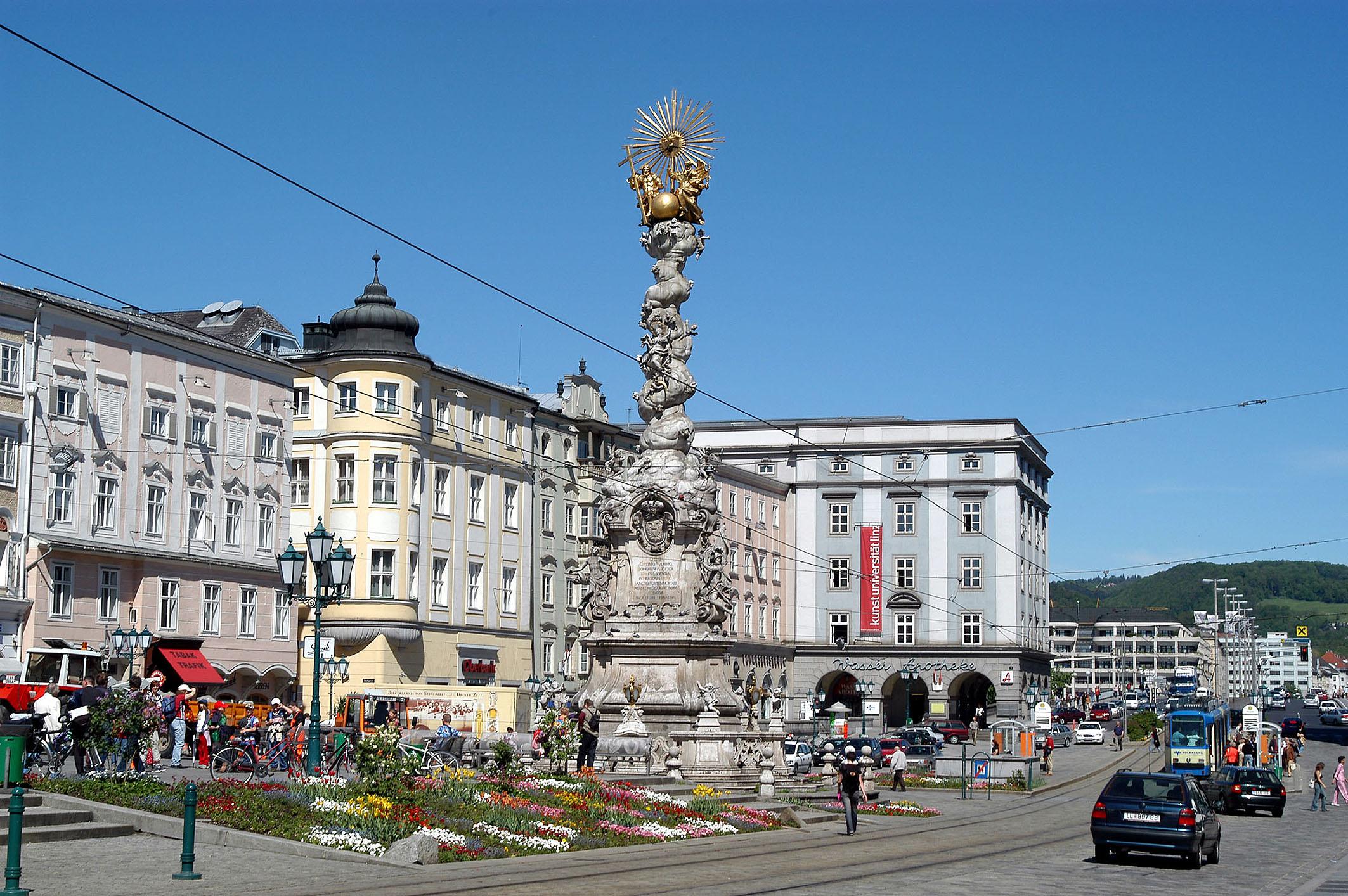linc austrija