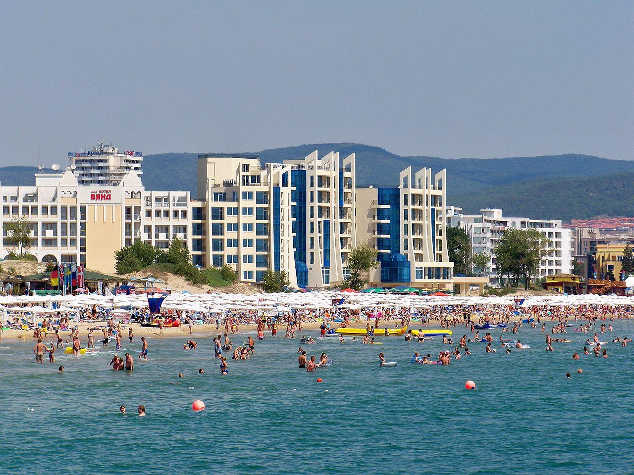 suncev breg bugarska