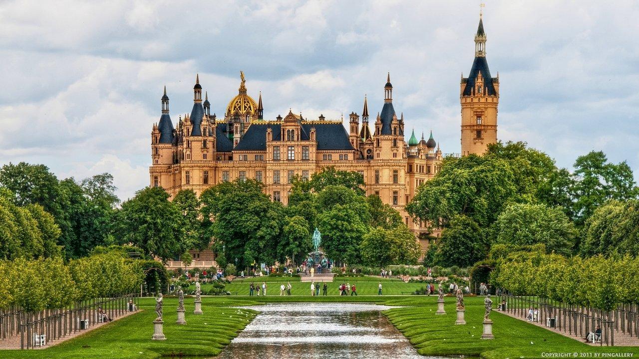 Dvorac Schwerin