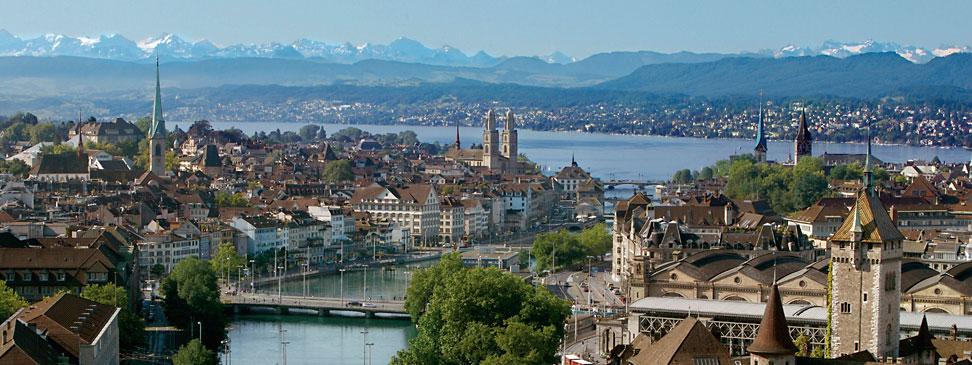 zurich cirih švajcarska