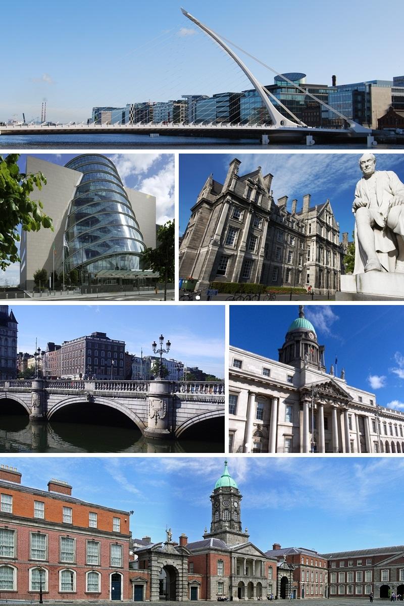 dublin ireland irska