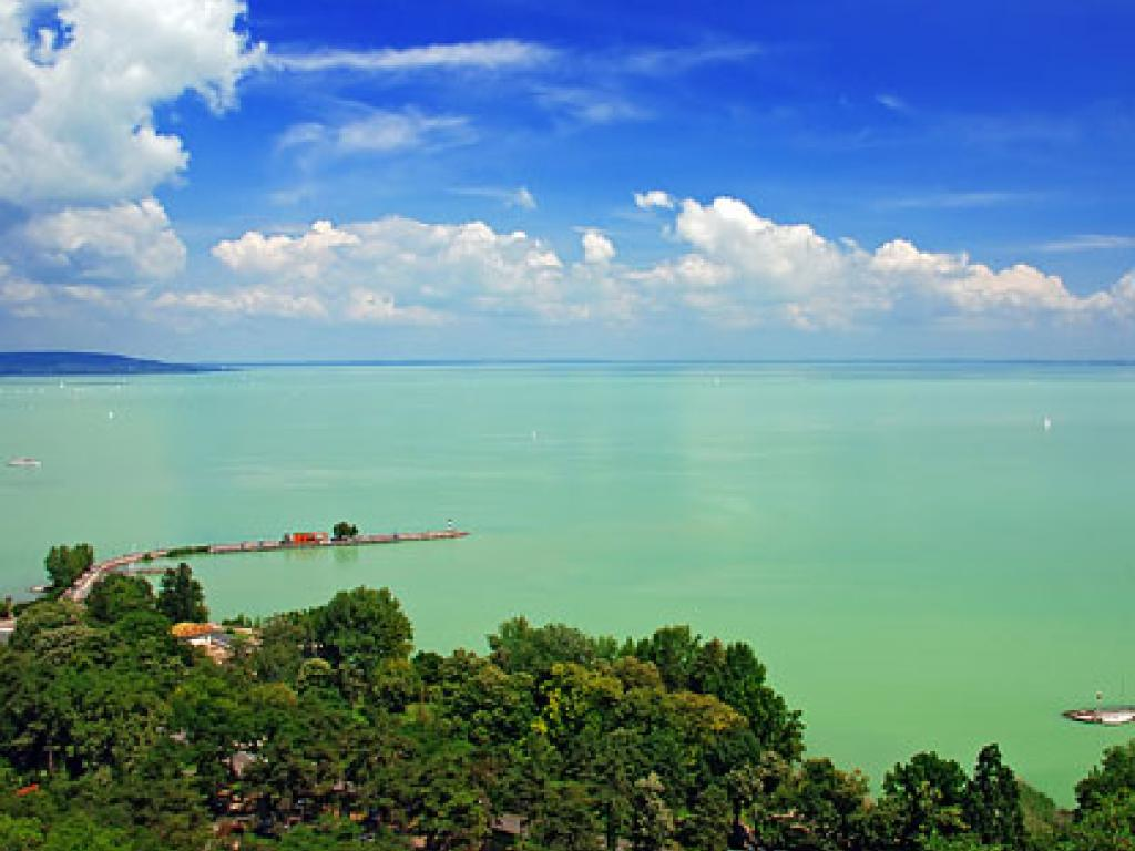 jezero balaton mađarska