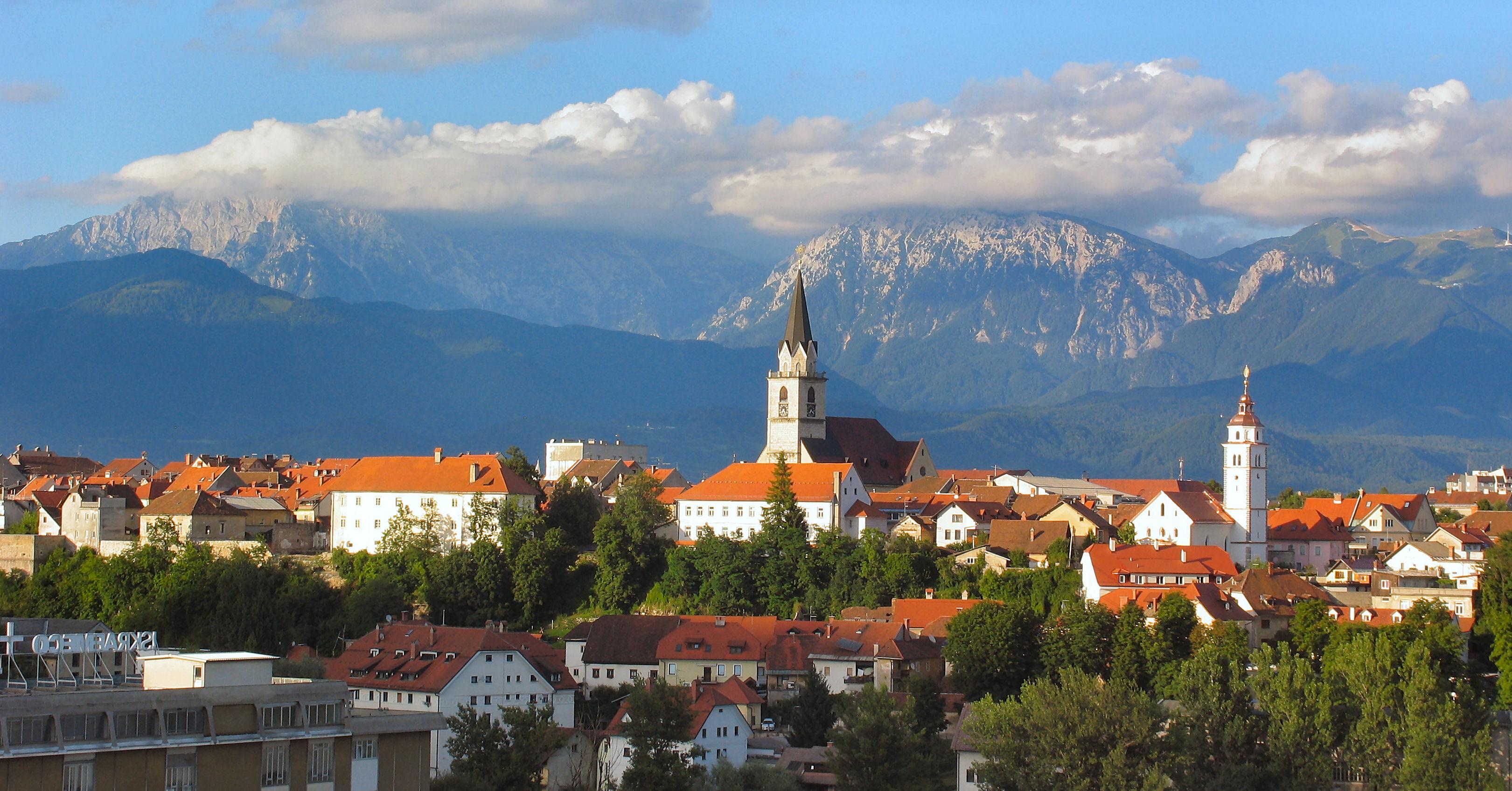 kranj slovenija