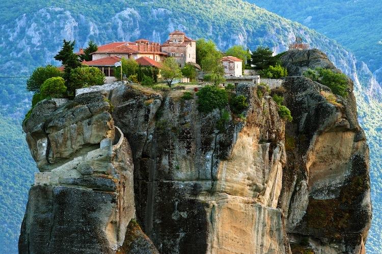 meteor manastir grcka