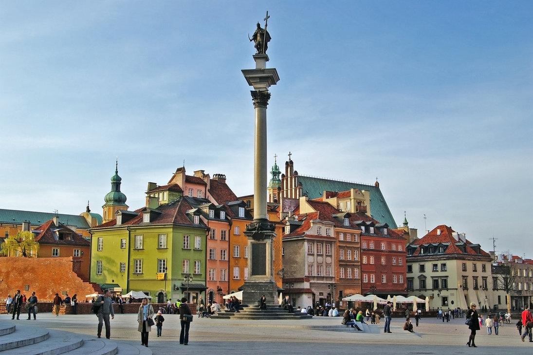 varsava poljska