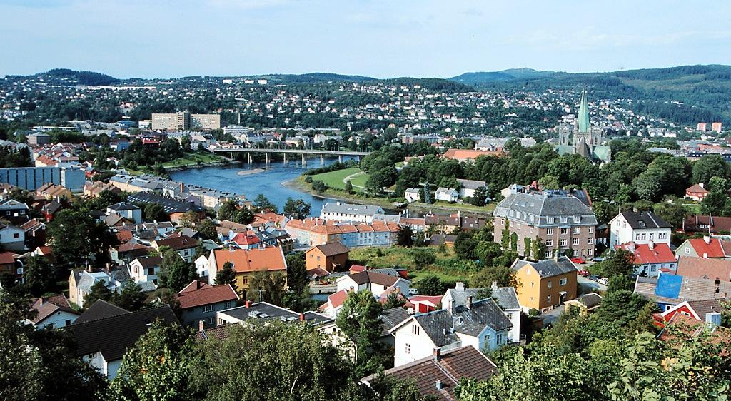Trondhajm norveška