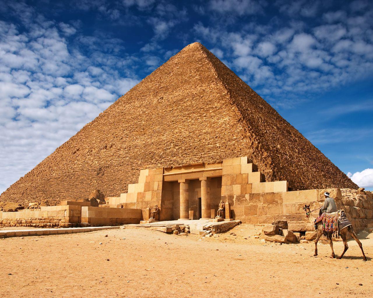 keopsova piramida egipat