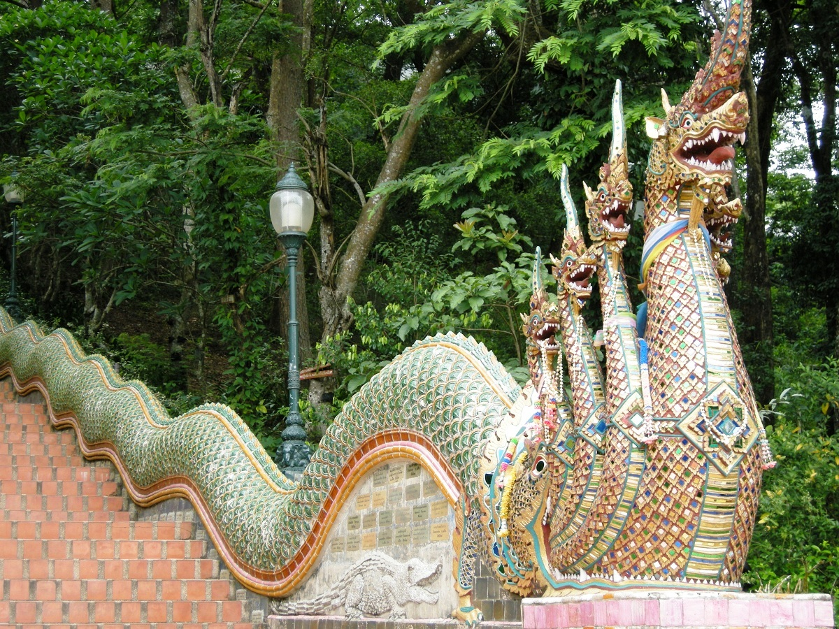 čijang maj tajland