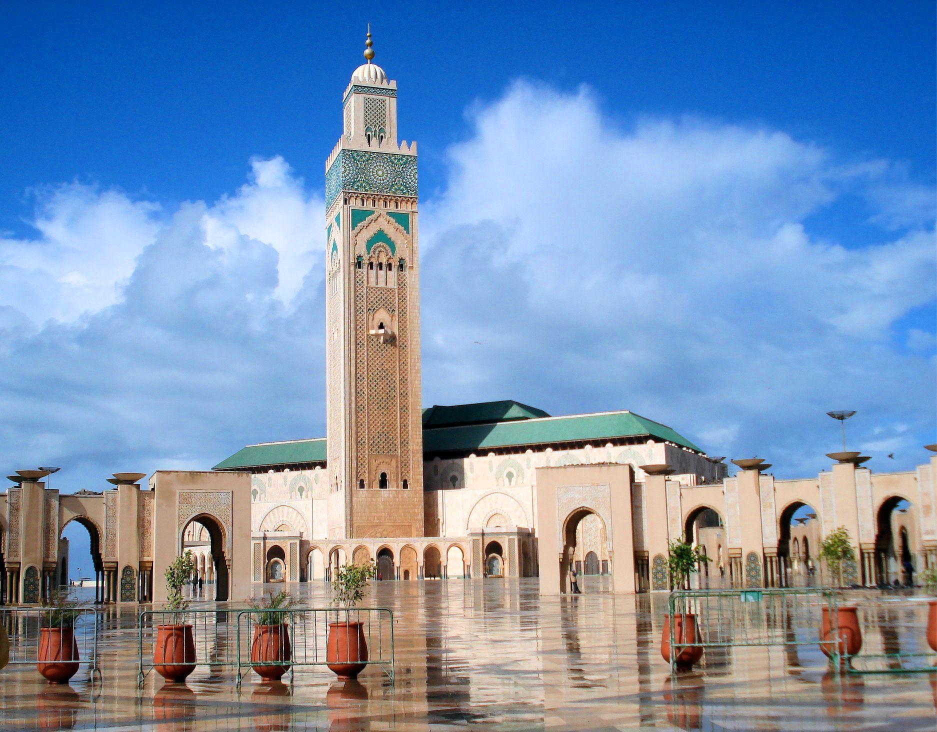 kazablanka maroko