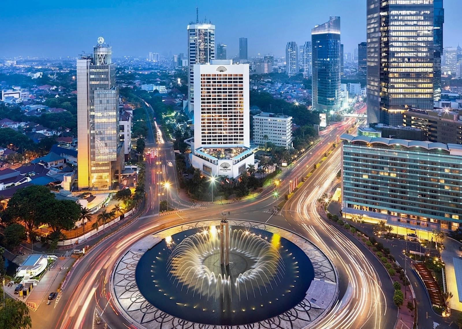 džakarta indonezija