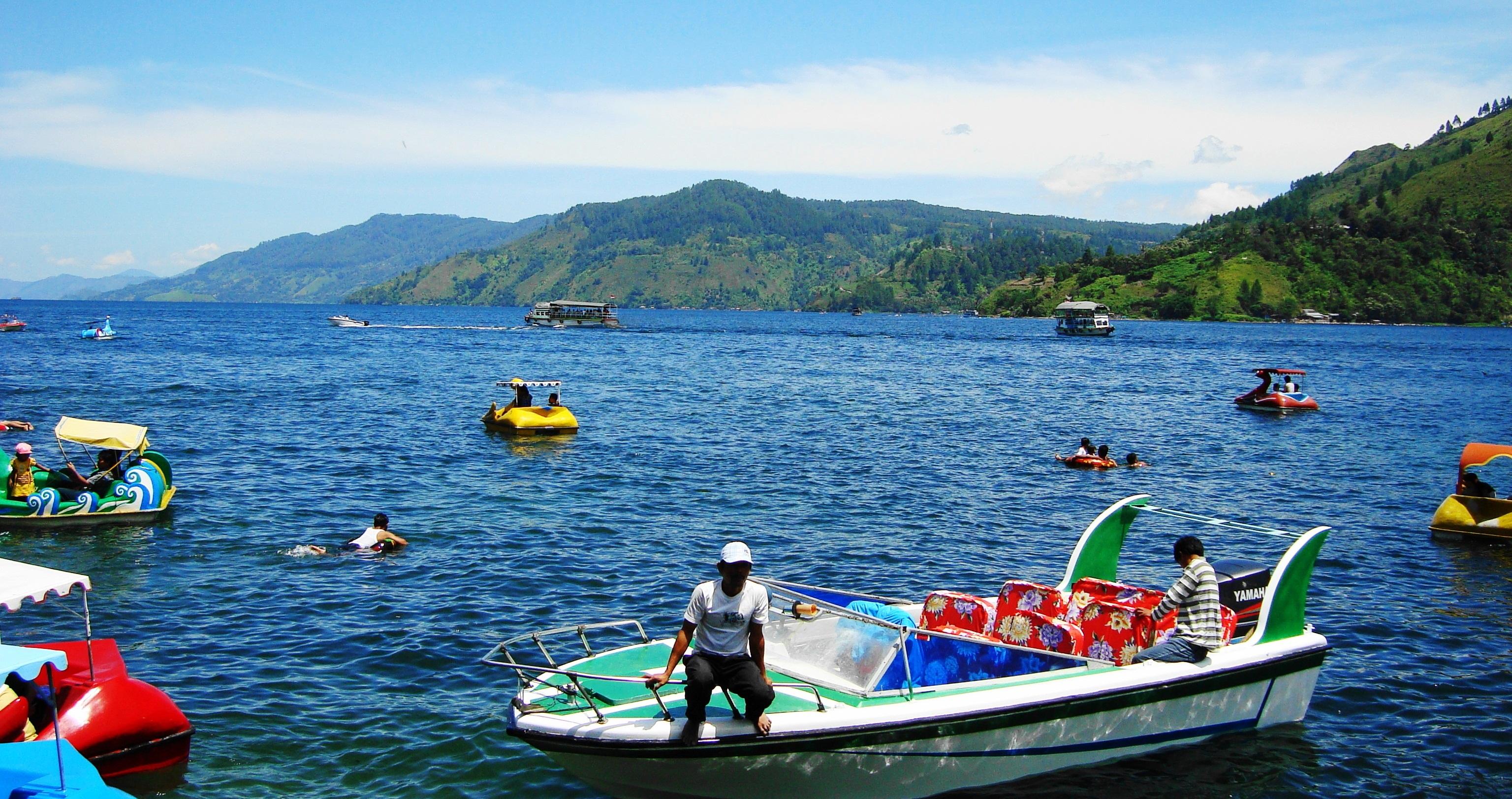 jezero toba
