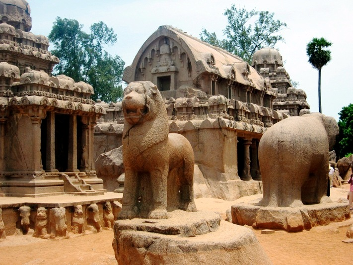 Mahabalipurijam india indija
