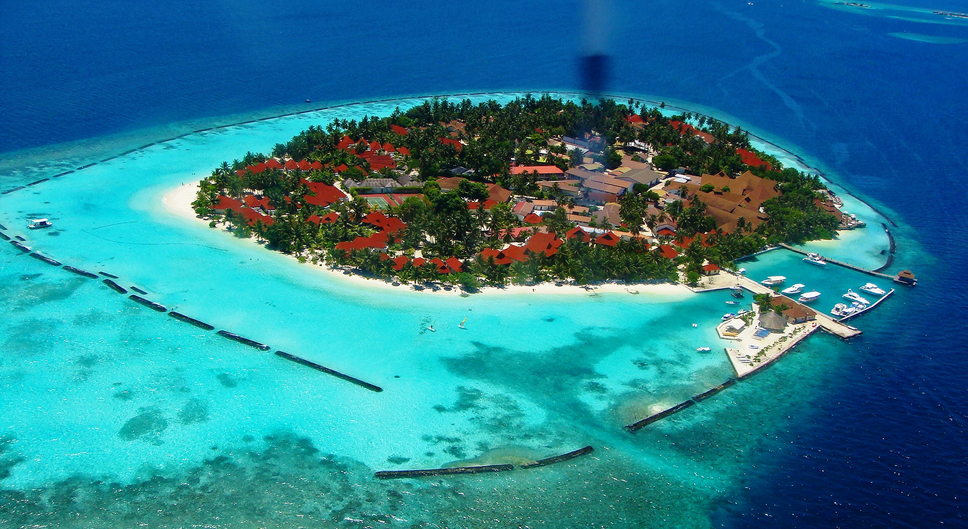 male ostrvo