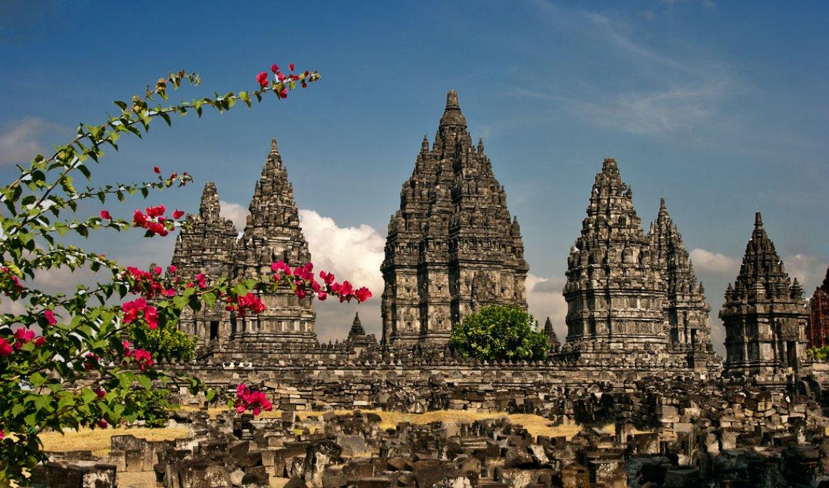 Prambanan indonezija