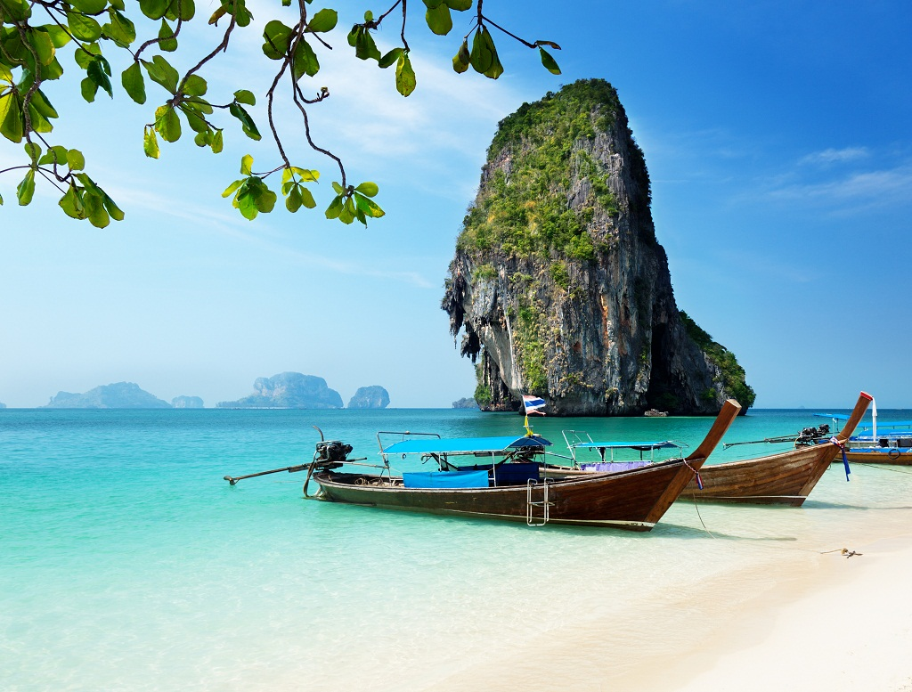 krabi tajland