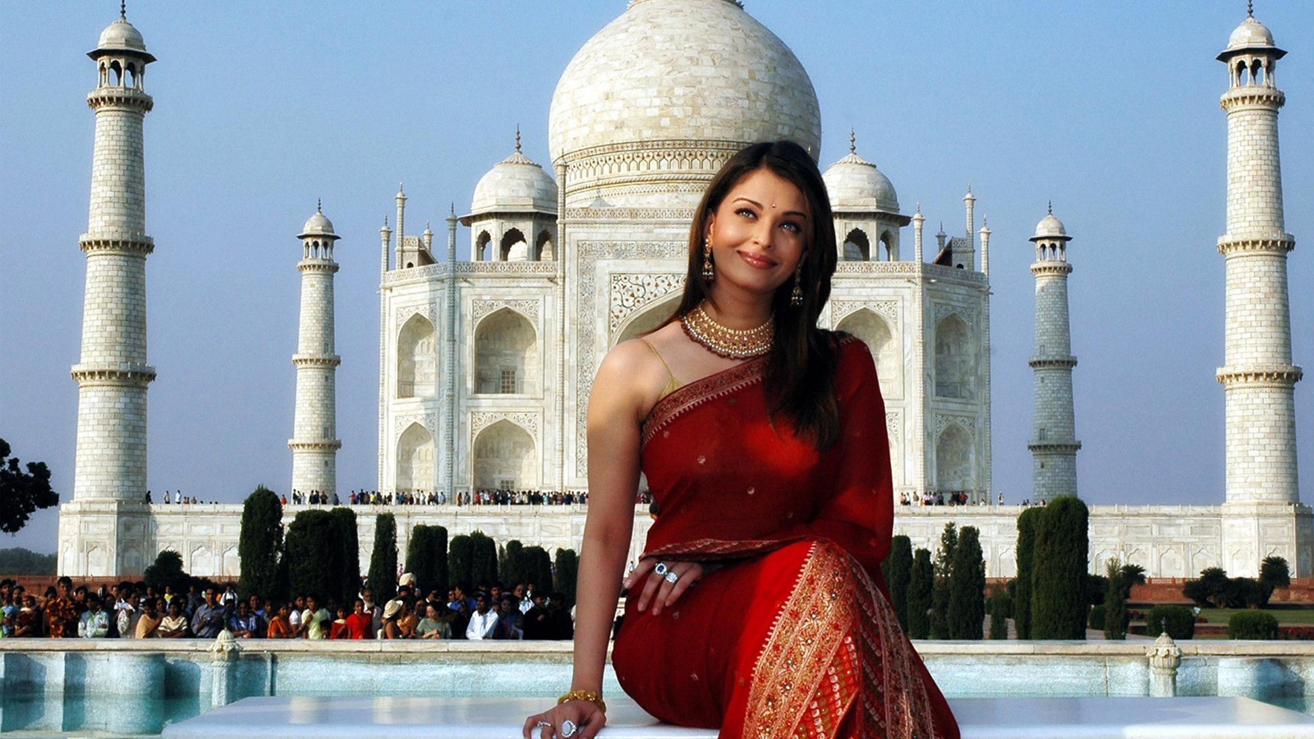 Tadž Mahal indija